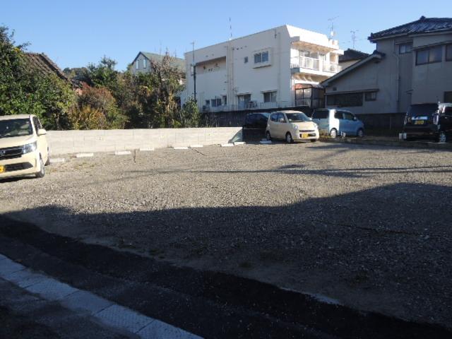 上村駐車場2