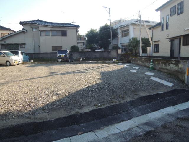 上村駐車場1